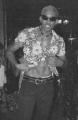 Dennis Rodman posing hot