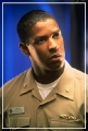 Denzel Washington posing hot