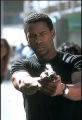 Denzel Washington posing seriously hot