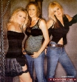 Dixie Chicks in hot dresses