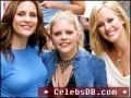 Dixie Chicks smiling
