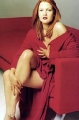 Drew Barrymore in beautiful red dress