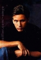 Emilio Estevez posing hot