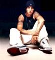 Eminem posing hot