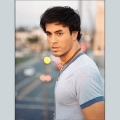 Enrique Iglesias posing hot