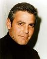 George Clooney posing hot