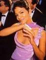 Halle Berry in great pink dress