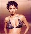 Halle Berry posing in fantastic bikini