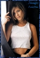 Jennifer Aniston wearing transparent shimmy