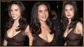 Jennifer Connelly wearing nice dress with sexy neckline