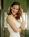 Cute Jennifer Garner smiling
