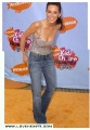 Jennifer Love Hewitt on the Kids Choice Awards