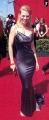 Jeri Ryan in beautiful black dress