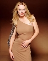 Jeri Ryan in great dress