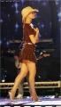 Jessica Simpson on concert