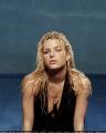 Jessica Simpson posing wet