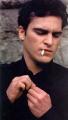 Joaquin Phoenix posing hot