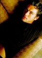 Jude Law posing hot
