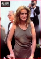 Julia Roberts wearing sexy dress