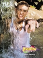 Justin Timberlake posing hot