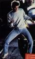 Kevin Bacon posing sexy