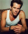 Kevin Bacon posing hot