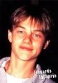 Leonardo DiCaprio posing hot