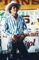 Luke Perry posing sexy