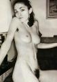 Madonna posing nude