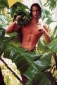 Marcus Schenkenberg exposing chest