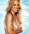 Mariah Carey wearing 1 too many pieces of clothing!
