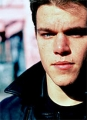 Matt Damon posing hot
