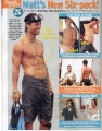 Hot Matthew McConaughey posing sexy