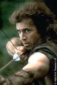 Mel Gibson posing hot