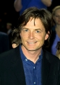 Michael J. Fox posing hot