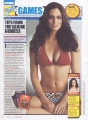 Morgan Webb in FHM