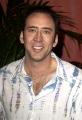 Nicolas Cage posing hot