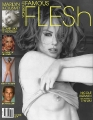 Nicole Kidman topless on the Famous Flesh cover