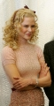 Nicole Kidman wearing sexy blouse