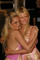 Nicole Richie with Paris Hilton