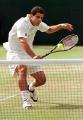 Pete Sampras looks sexy playing tennis