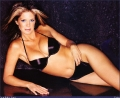Rachel Hunter wearing amazingly hot lingerie