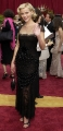 Reese Witherspoon wearing black hot dress on the red carpet