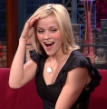 Reese Witherspoon at the Tonight Show