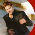 Ricky Martin posing hot