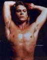 Shirtless Rob Lowe looks hot