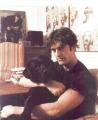 Rupert Everett posing sexy
