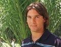 Santiago Hernan Solari posing hot