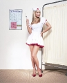 Sarah Michelle Gellar as a hot nurse