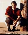 Scott Bakula posing hot